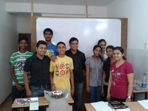 Apna Formula Class 10 Batch - Panjim Birthday Celebration